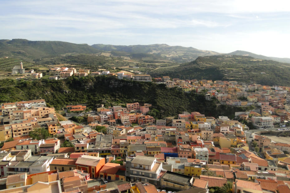Panorama Castelsardo