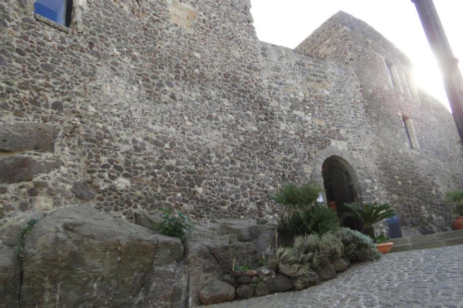Zamek w Castelsardo