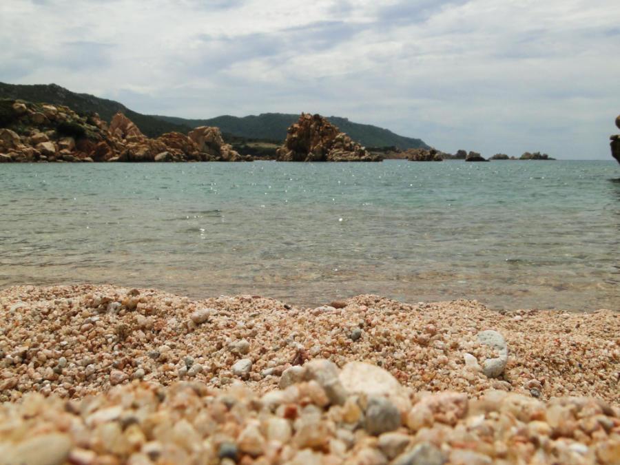 Piasek na Spiaggia li Cossi