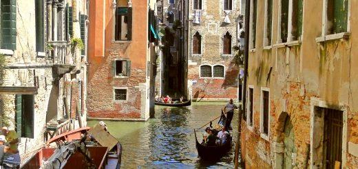 Wenecja - kanał