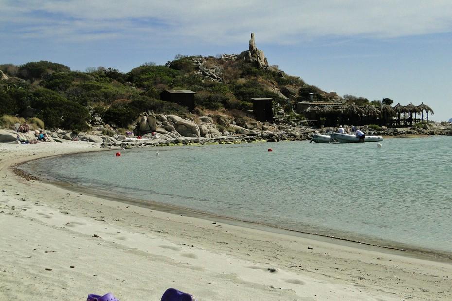 Punta Molentis na Sardynii.