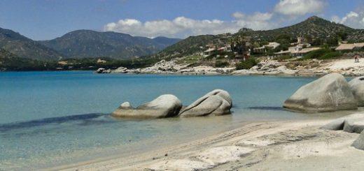 Villasimius - plaża