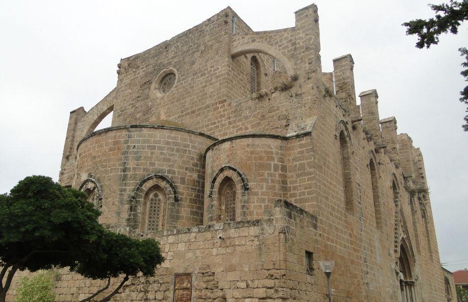 Grecki Kościół Prawosławny - Famagusta