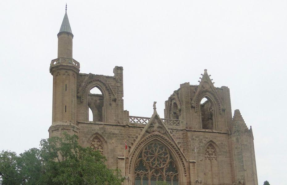 Meczet Mustafy Lali Paszy - Famagusta