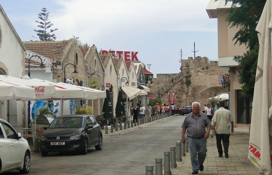 Famagusta - ulica