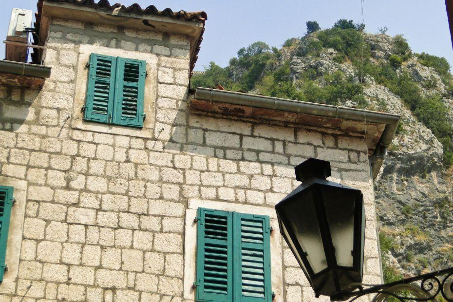 Architektura Kotoru
