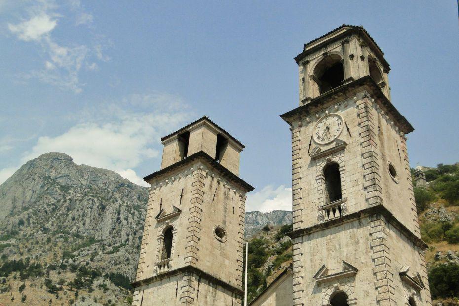 Katedra św. Tryfona, Koror, Czarnogóra