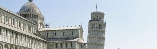 Piza - krzywa wieża i nie tylko
