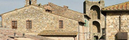 Monteriggioni - perełka Toskanii
