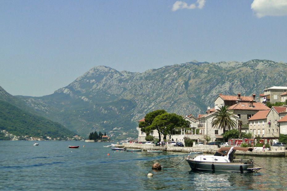 Boka Kotoska, Czarnogóra