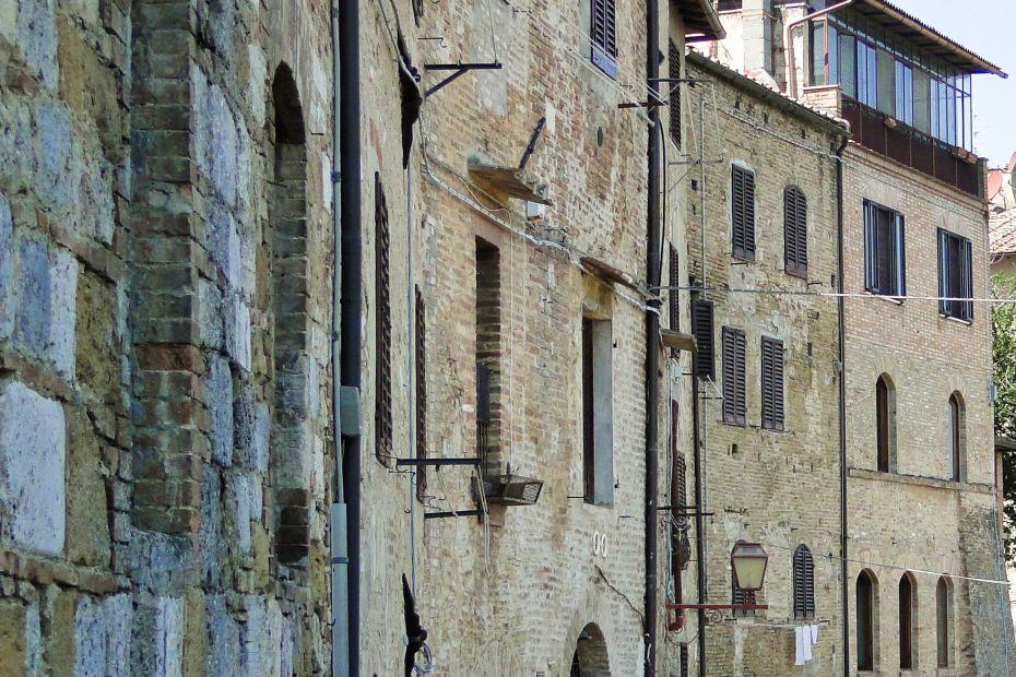 Zwiedzanie San Gimignano