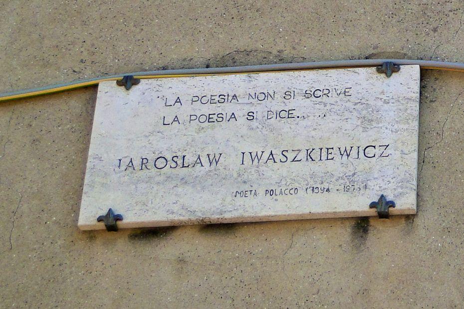 Dom Iwaszkiewicza, San Gimignano