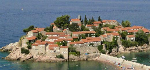 Czarnogóra, Sveti Stefan