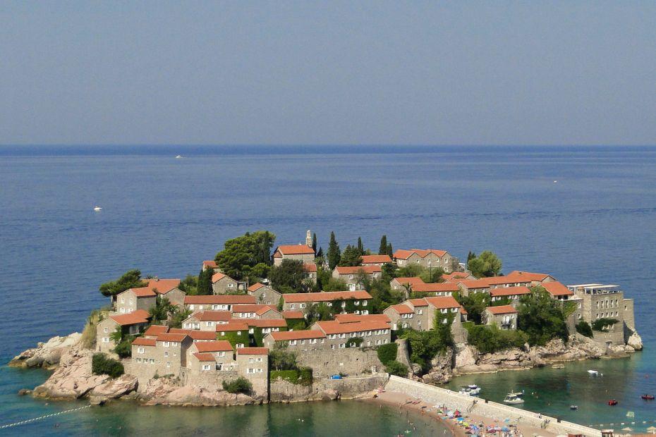 Sveti Stefan, Czarnogóra