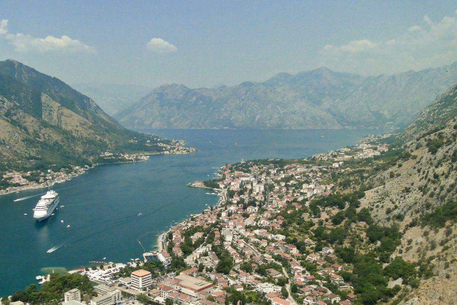 Kotor i Zatoka Kotorska