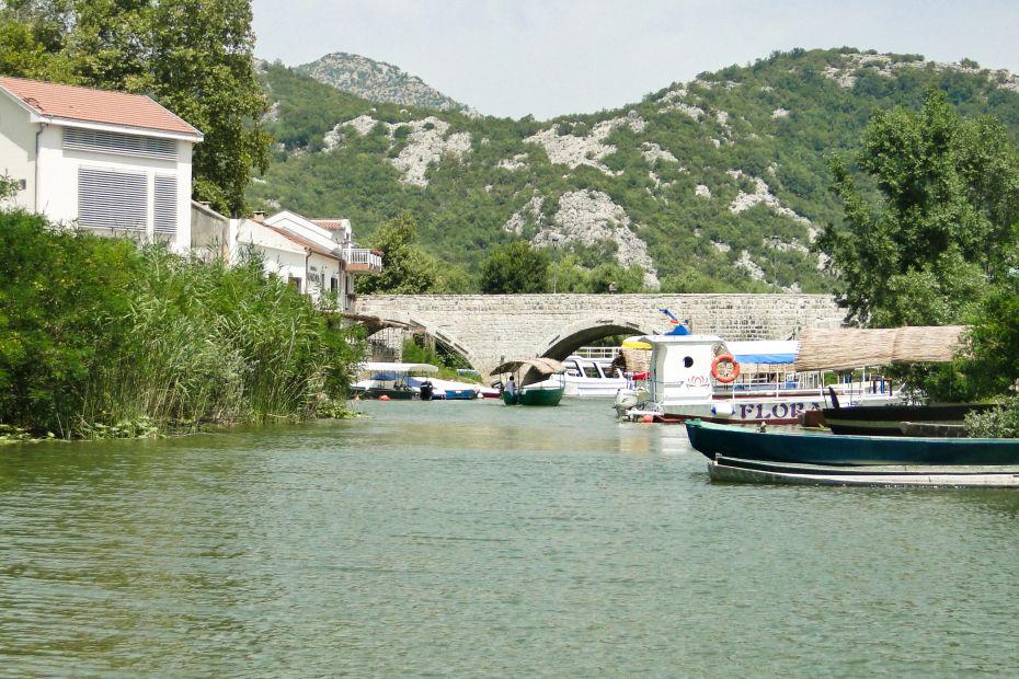 Virpazar, Jezioro Szkoderskie, Czarnogóra