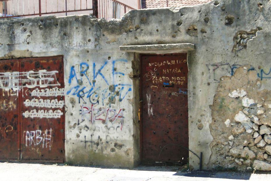 Mostar - odkrywamy niewidoczne