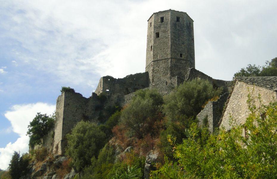 Wieża w Pocitelj