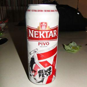 Piwo Nektar z Bośni i Hercegowiny
