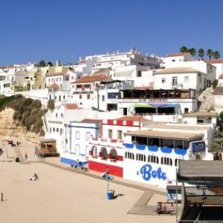 Carvoeiro, Algarve, Portugalia