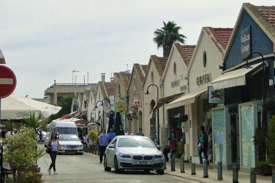 Ulica w Famaguście