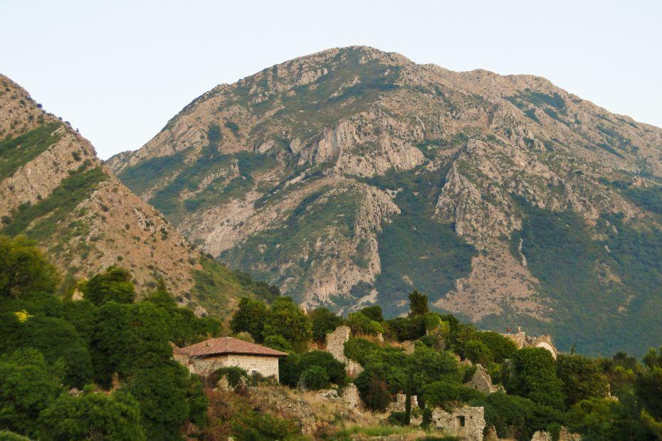 Góry Rumija, Czarnogóra