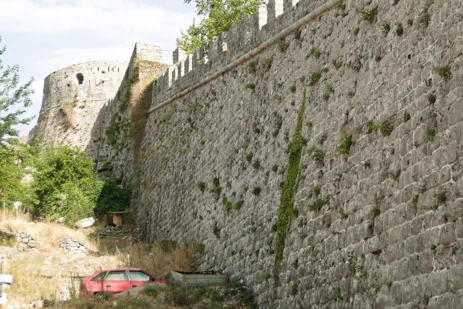 Mury Starego Baru