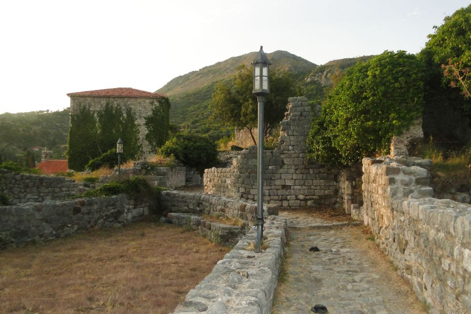 Stari Bar, Czarnogóra